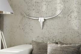 Wandgewei Model: Bull - Zilver - 75cm afbeeldingen