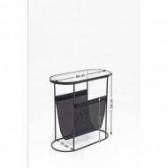 Bijzettafel Van Karedesign Mesh Journal 53,5x25cm