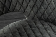 Comfortabele stoel in een elegante Retro stijl