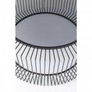 Design salontafel en grafisch designtaal rond 80cm