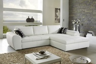 Loungebank Model: Smooth - Wit - 17136