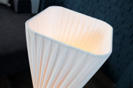 Moderne design vloerlamp HARMONY 120cm witte vloerlamp