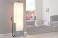 Moderne design vloerlamp LIANA 120cm witte vloerlamp