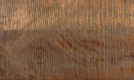 Wandplanken Mangohout Set van 3 stevige wandplanken 94 cm bruin