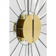Barkast Queen met spiegelend glas, 147cm