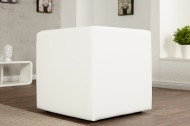 Hocker Model: Monolit - wit - 30156