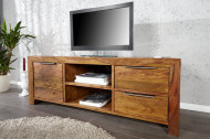 massief sheesham hout tv meubel 135 cm model lagos