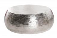 Salontafel model: Hamerslag - zilver