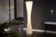 Vloerlamp WIT 160cm Model: XL Lampenkap: latex
