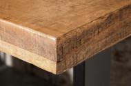 Bartafel industrieel Design Mangohot 120cm Hoge tafel