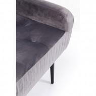 Bench Lofty Grey Black
