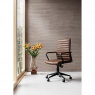 Bureaustoel Kare Design Vintage Bruin