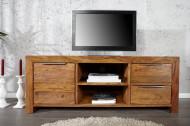 massief sheesham hout tv meubel 135 cm model lagos