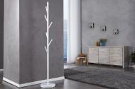 Moderne kapstok TREE 170 cm witte kledingstandaard