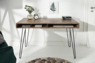 Bureau acacia hout SCORPION 110 cm