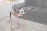 Design koperzwart salontafel Original ASTRO 45cm