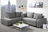 Loungebank Model: Apartment - grijs