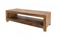 Massief sheeshamhout design tv meubel 110 cm