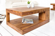 Salontafel Sheeshamhout Model: Giant - 90cm x 60cm