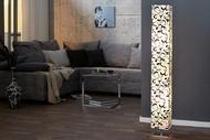 Vloerlamp model: PARIS FLORAL 120cm