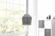 Hanglamp model: Prisma Cement - 36240