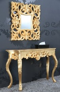 Sidetable Model: Venice - Goud