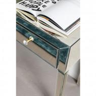 Sidetable met spiegelvlakken 100cm