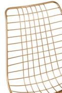 Stoel Metaal kleur Goud van per 2 stuks prijs