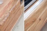 TV board mammoet 160cm Acacia