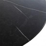 Eettafel marmer rond - 137cm