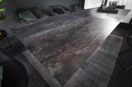 Moderne keramische eettafel ETERNITY 180-225cm Lava uitschuifbaar
