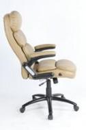 Bureaustoel Bruin Comfortabel
