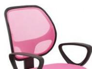 Bureaustoel Pink