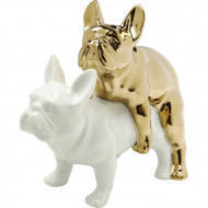 Decoratief beeldje Love Dogs
