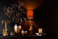 Tafel Lamp Aap Jerry Goud Zwart