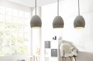 Hanglamp model: Trio Cement - 36242