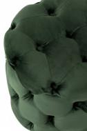 Hocker Gecapitonneerd stof Velours Groen