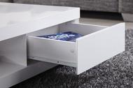 hoogglans salontafel met lades model-function