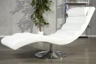 Relaxstoel Model: Relaxo - Wit