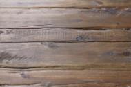 Set van 2 industriële salontafels ELEMENTS 75 cm acaciahout verweerd massief hout