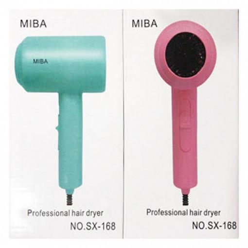 Uscator portabil de par, MIBA