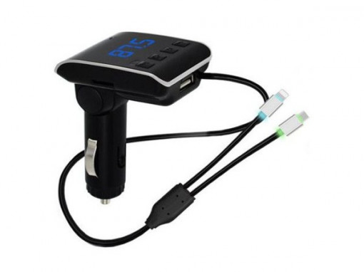 Modulator FM bluetooth Q10