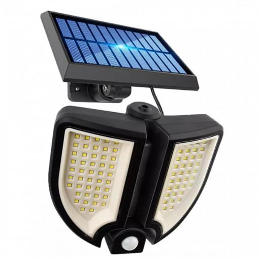 Lampa solara 90 LED cu telecomanda