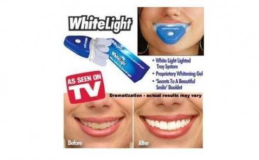 Aparat de albit dinti White Light