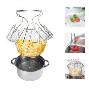 Cos universal pentru gatit Chef Basket Deluxe, set 2 bucati