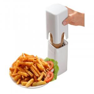 Dispozitiv pentru feliat cartofi pai