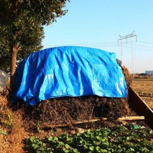 Prelata albastra impermeabila 6x8 m
