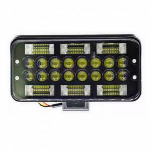 Proiector LED auto offroad 198W, 2 faze
