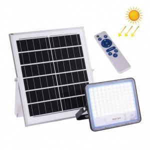 Proiector solar 60W cu panou solar si telecomanda