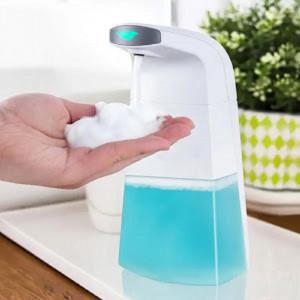Set 2 x Dozator de sapun spuma, cu senzor de miscare